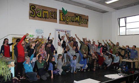 Treffen 2015 Samen Eigenwijzer in Den Haag