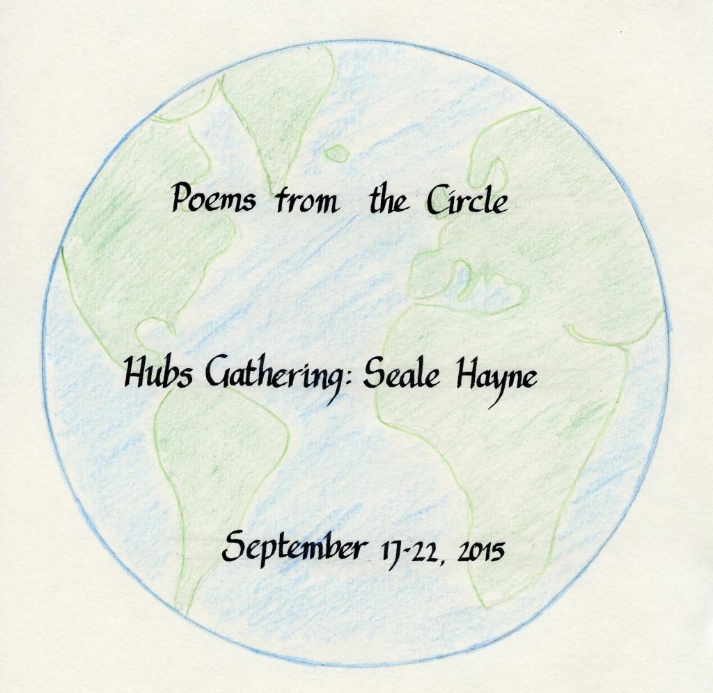 Hub poems cover 2021
