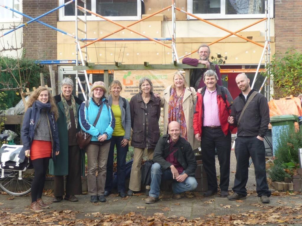Cecile en Karla van TT Nijmegen met Treasure Hunter Niels en de kerngroepies