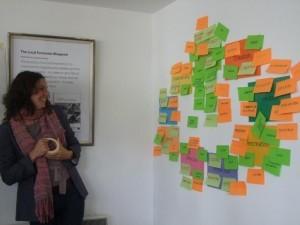 Inez Aponte toont impact van lokale duurzame economie
