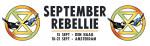 De september rebellie begint in augustus