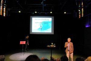 Genoegdag' 2012 verbond transitie met consuminderen