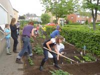 Heidemij helpt bij lokale energie & eetbare stad