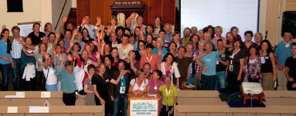 Verslag symposium Transitie Conferentie